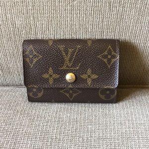 Louis Vuitton coin/card case